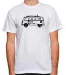 Fresh NW Surf Bus Tee