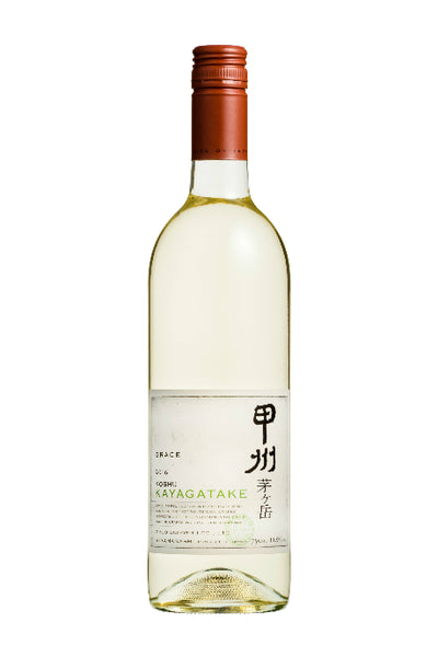 Grace Wine Koshu Kayagatake (Japan)