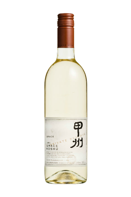 Grace Wine Koshu Private Reserve (Japan)