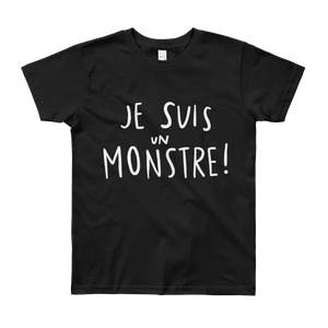 Kid Monster Tee