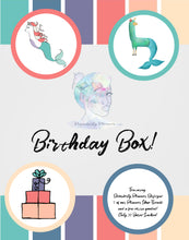 DPD Mystery Birthday Box! Turning Two!