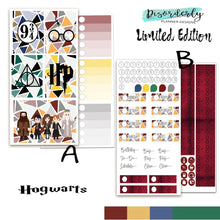Hogwarts Sticker Pack