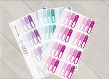 Nursing School Labels Custom Colored Planner Stickers