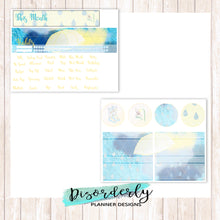 Monthly Stickers and Notes Kit