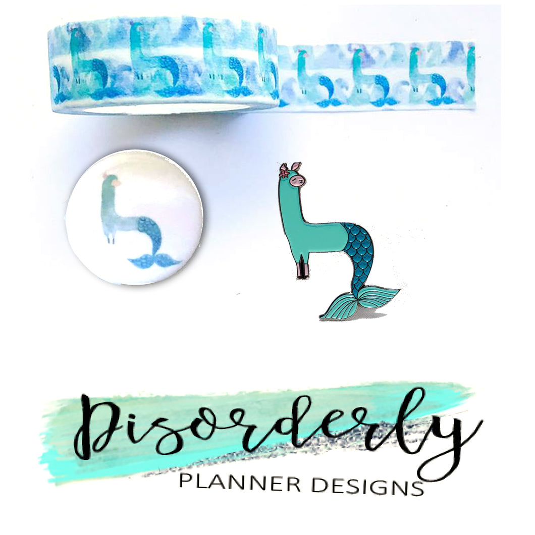 Merllama Bundle - Disorderly Planner
