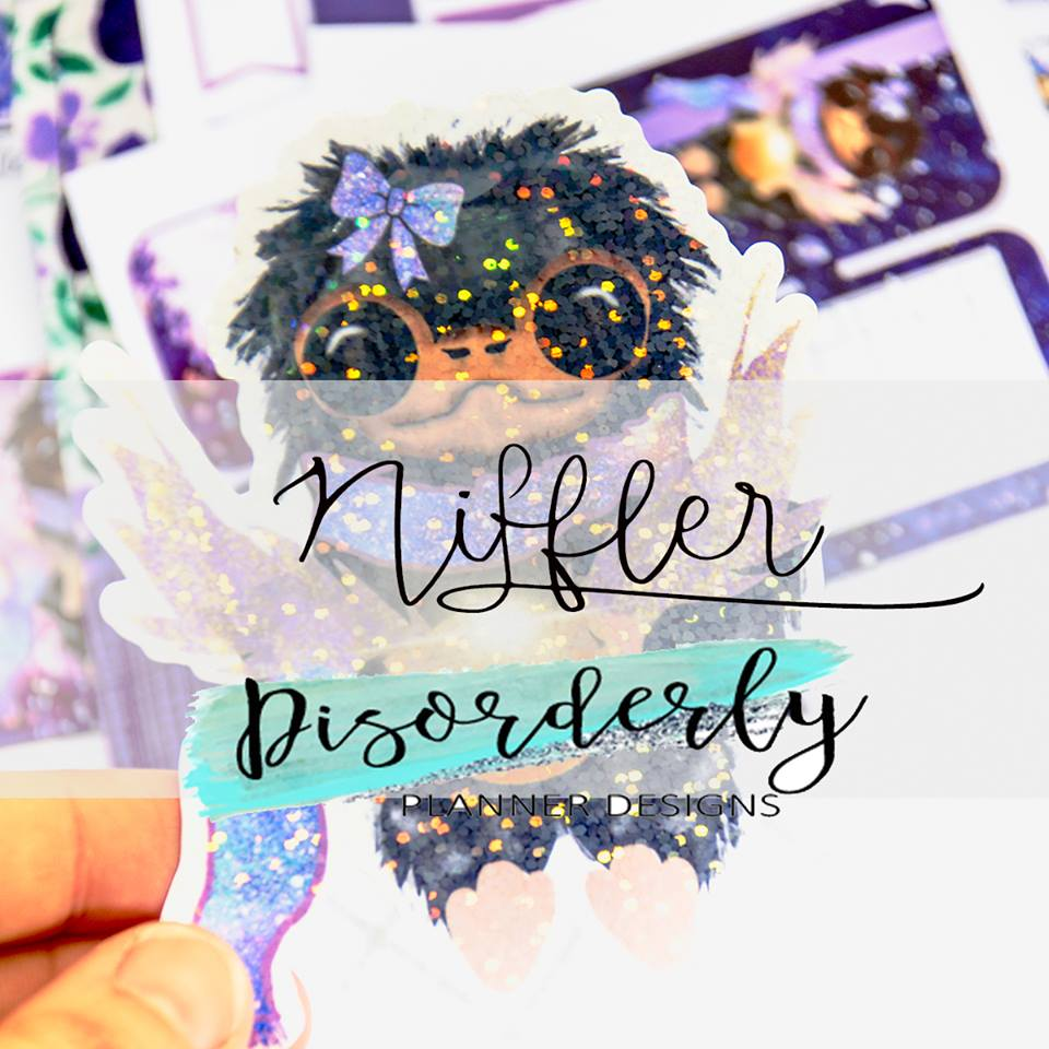Niffler Sticker Pack