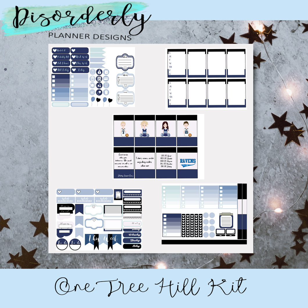 One Tree Hill Weekly Kit