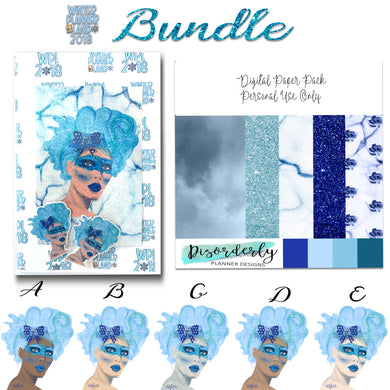 Holiday Bundle WPL - Winter themed