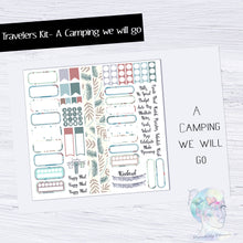 Functional Travelers Kit- A Camping we will go !