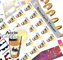 Wizards-  Coffee Sticker -  Accio Coffee