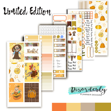 Fall Sticker Pack - Sticker Bundle