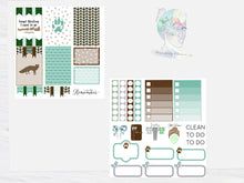 20 Mini kit options! Original Functional Mini Weekly Page Kits