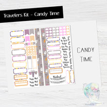 Functional Travelers Kit- Candy Time!