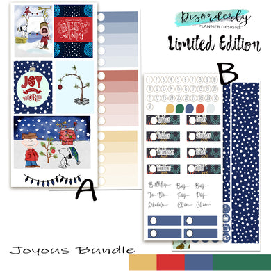 Winter Sticker Pack - Sticker Bundle