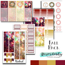 Fall Sticker Pack - Mature Content - To Do List