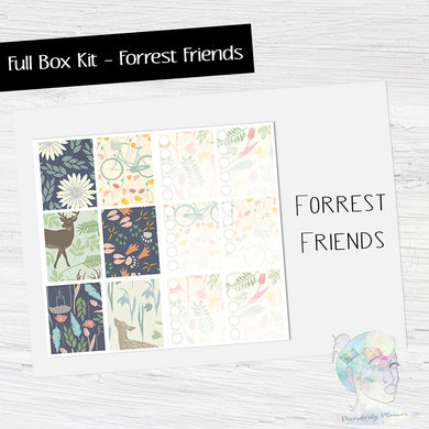 Functional Travelers Kit- Forrest Friends