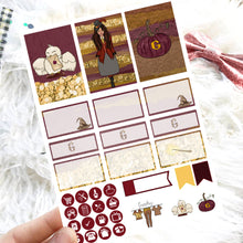 Wizard Mini Kit - Single Pages