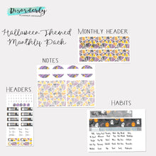 Monthly View Kits- Fall