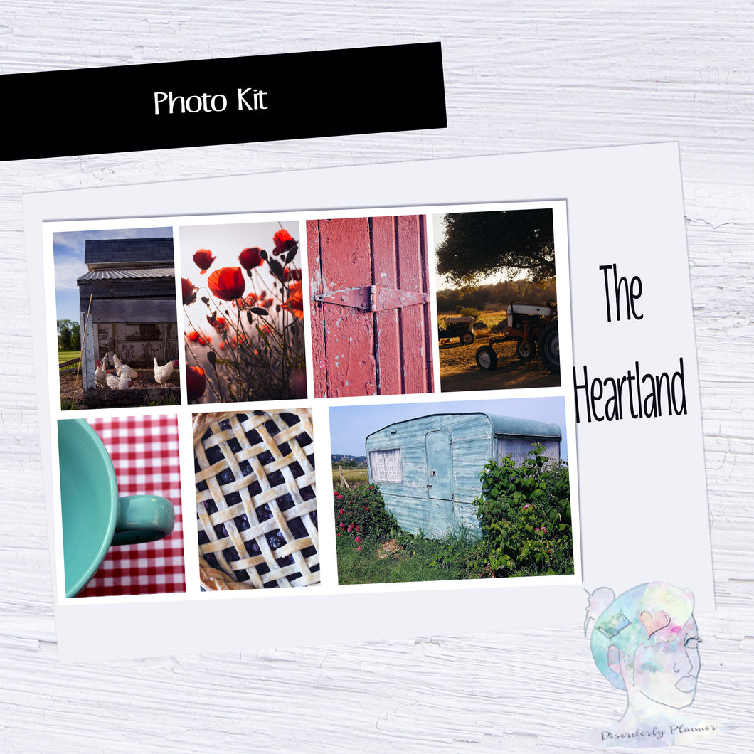 The Heartland -Photography