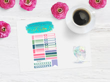 Disorderly Planner Custom Colored Functional Planner Kit - Disorderly Planner Stickers