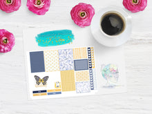 Daisy Denim Week mini sampler - Disorderly Planner Stickers