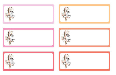Functional Me Time Write ins Disorderly Planner Designs - planner stickers