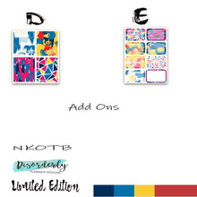 NKOTB Sticker Pack - Sticker Bundle