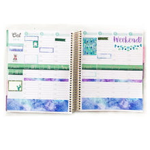 Foul Language Washi - Disorderly Planner - Mature Content Warning