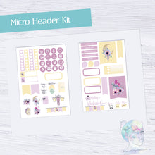 Functional Micro Mini Kit- Moon Flower