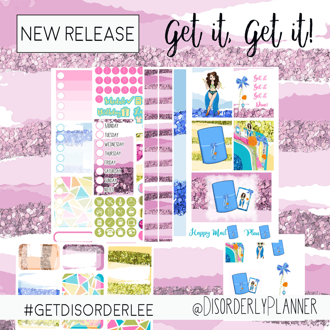January - Sticker Bundle