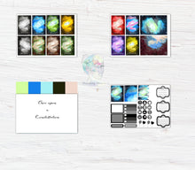 Mini Once upon a constellation Weekly Kit