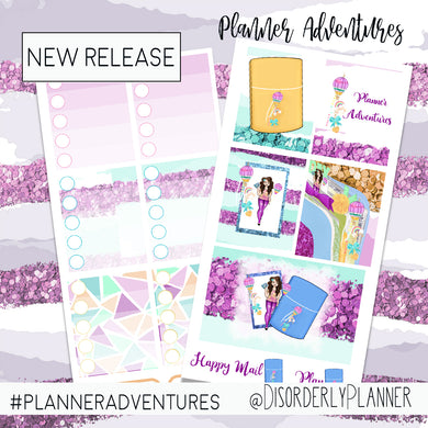 Planner Adventures - Sticker Bundle