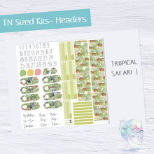 Functional Travelers Kit- Safari Escape!