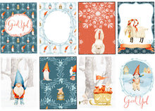 Holiday Yuletide Weekly Kit