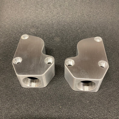 LS Ultra Slim Coolant Adapters