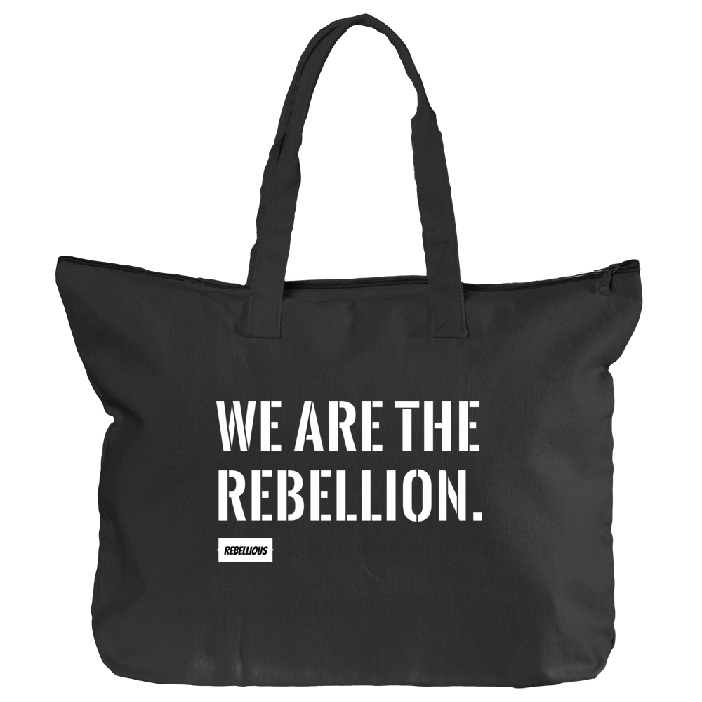 Black Tote: We are the Rebellion