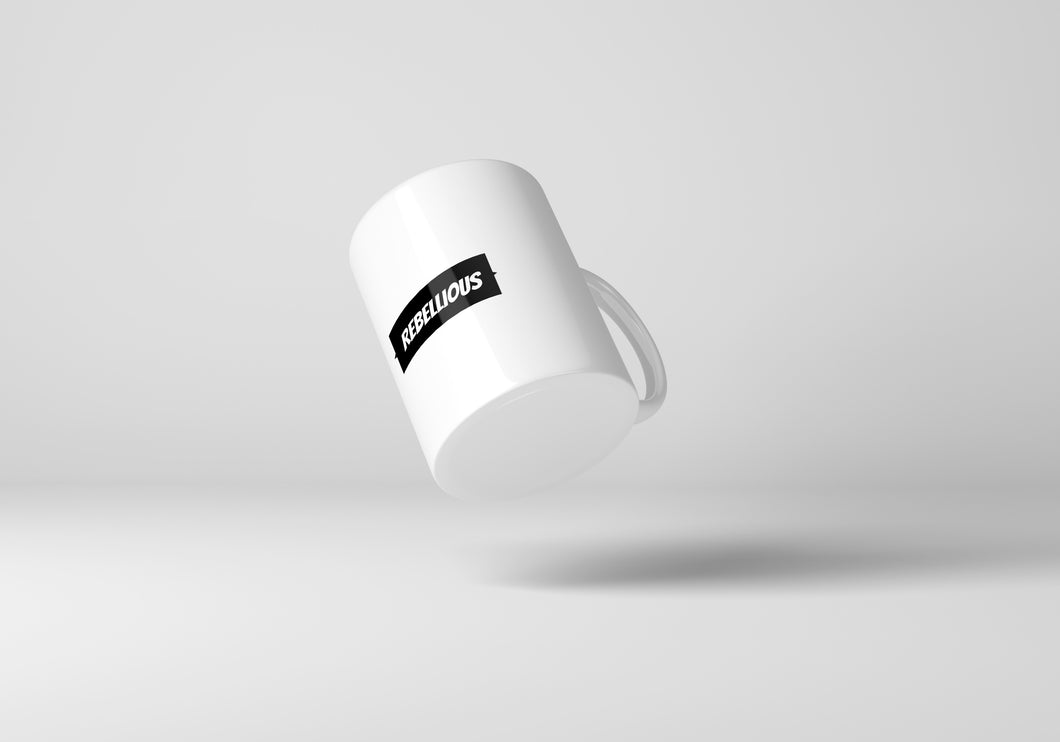Mug: Rebellious Logo