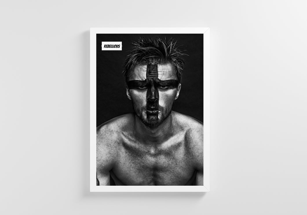 Poster: Face'n'Cross