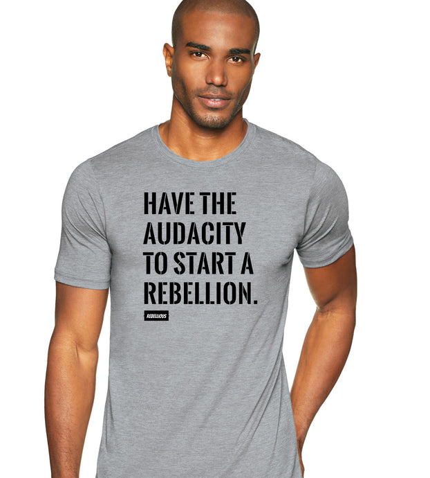 T-Shirt: Have the Audacity...