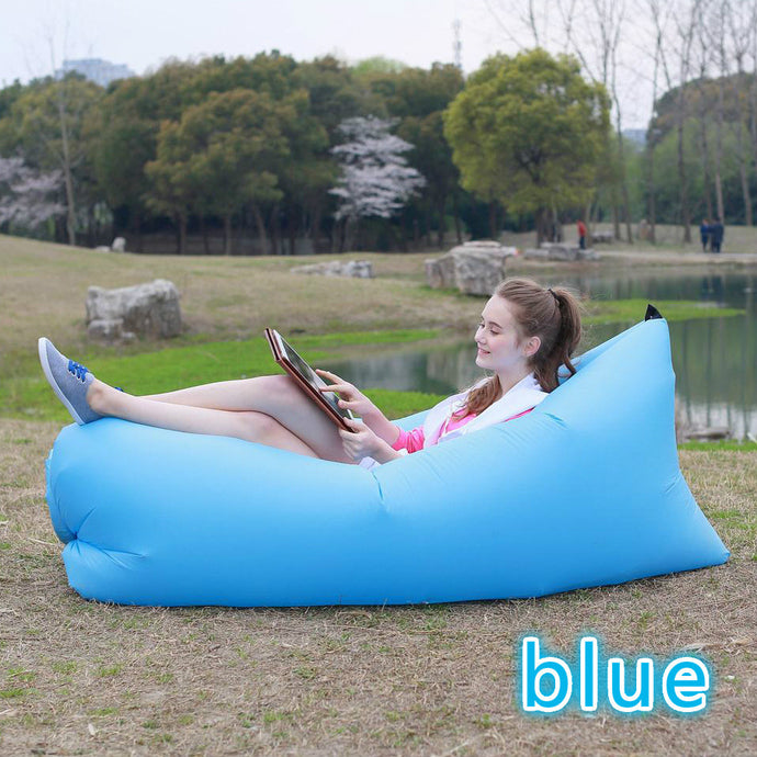 Inflatable Lounger - Lightweight