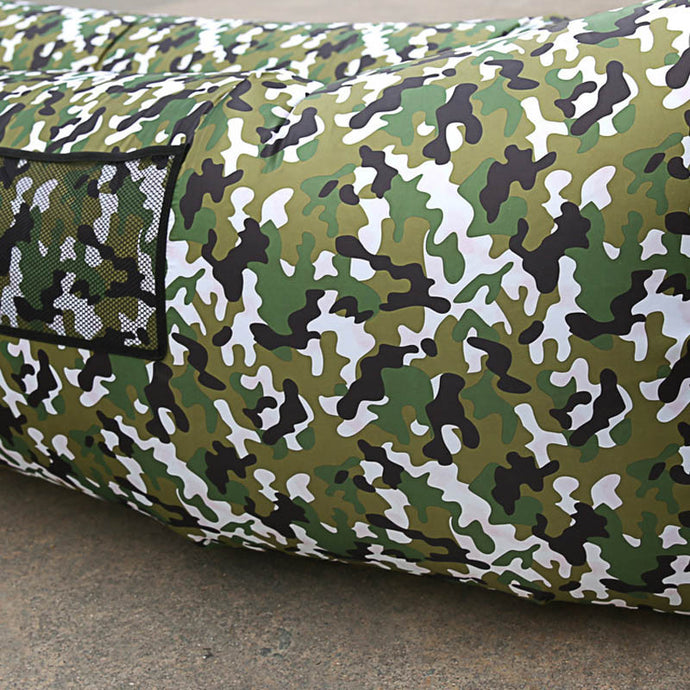 Inflatable Lounger - Full Camo
