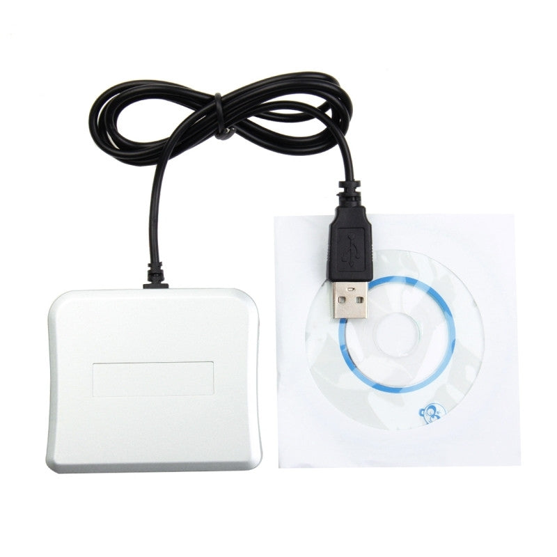 Haweel For MAC Windows Linux OS USB Smart Credit Card Reader with Driver CD  USB Contact Smart Chip Card IC Cards Reader Writer