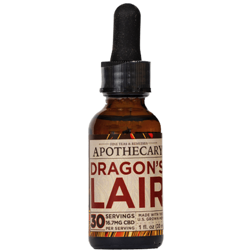 Dragon's Lair | Natural Hemp CBD Tincture