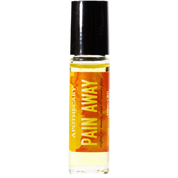 Pain Away | CBD Essential Oil Roller