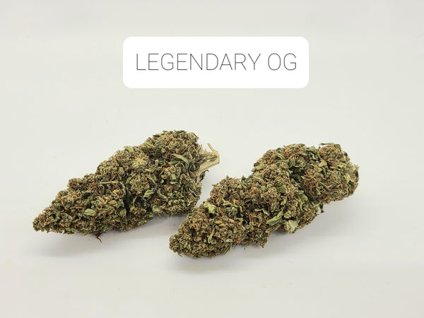 Legendary OG | Craft Flower