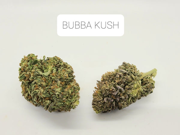 Bubba Kush | Craft Flower