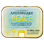 Peace | Hemp CBD Smoking Blend