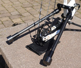 3 TAP-DOA ULTRA Light Target Stabilizers + 1 DUAL Side Stabilizer Mount + 1 Gen 3 Quick Disconnect (QD)