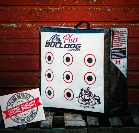 Doghouse FP Target - PLUS Series