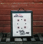 Doghouse Pug Target - PLUS Series